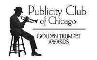 Publicity Club of Chicago Golden Trumpet Awards Competition Logo